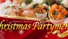 クリスマスパーティーセット予約